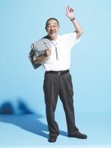 日本テレビ系連続ドラマ『ど根性ガエル』(毎週土曜 後9:00)に出演するでんでん(C)日本テレビ