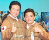 今井雅之さんを偲んだ井戸田潤=写真は2013年9月に行われた舞台の制作発表会 (C)ORICON NewS inc.