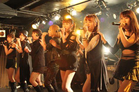 メジャー第2弾シングル「ありのまま、思うままに走れ!」を発売したCANDY GO!GO!