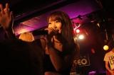 メジャー第2弾シングル「ありのまま、思うままに走れ!」発売記念ライブを行ったCANDY GO!GO!