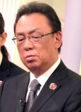 大腸検診でポリープが発見されたことを明かした梅沢富美男(C)ORICON NewS inc.