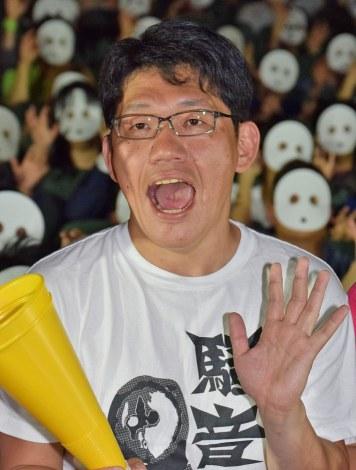 舞台あいさつに出席した飯尾和樹 (C)ORICON NewS inc.