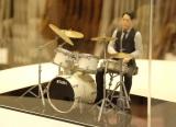 稲垣潤一が「自分のクローンみたい」と語ったフィギュア=『3Dプリントフィギュアスタジオ』オープンイベント (C)ORICON NewS inc.