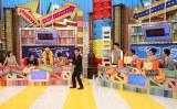 5月31日放送、関西テレビ・フジテレビ系『戦力外を放り出せ!クイズ・ザ・トレード』収録の様子(C)関西テレビ