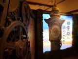 ここから時計塔内部へと続く「機械室」をイメージした地下迷宮への入り口。東京・三鷹の森ジブリ美術館の企画展示『幽霊塔へようこそ展−通俗文化の王道−』より(C)Nibariki (C)Museo d'Arte Ghibli (C)Studio Ghibli (C)ORICON NewS inc.