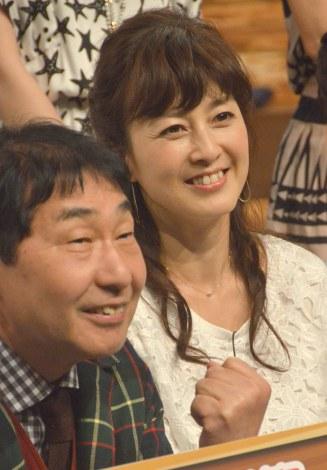 森尾由美さんのポートレート