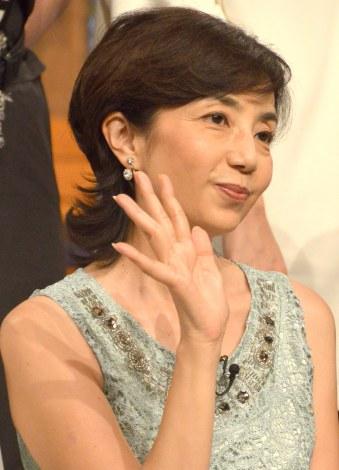 ファッションモデルの相本久美子さん