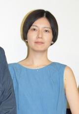 映画『グッド・ストライプス』初日舞台あいさつに登壇した菊池亜希子 (C)ORICON NewS inc.