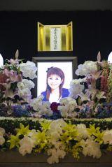 5月28日に亡くなった今いくよさんの告別式が5月30日、京都市内で営まれ、相方の今くるよらが参列した