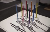 日比野一昭の作品「Haptic Color」