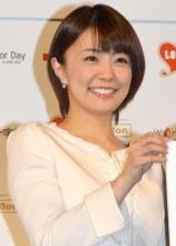 イベントには小林麻耶も出席 (C)ORICON NewS inc.