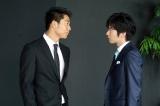 7月スタートの関西テレビ・フジテレビ系ドラマ『HEAT』で主演のAKIRAと敵対する役どころを演じる田中圭(C)関西テレビ