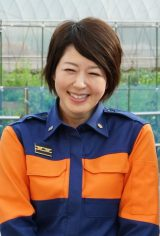 7月スタートの関西テレビ・フジテレビ系ドラマ『HEAT』に出演する堀内敬子(C)関西テレビ