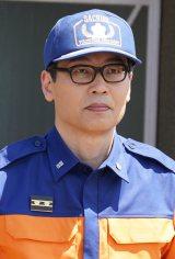 7月スタートの関西テレビ・フジテレビ系ドラマ『HEAT』に出演する正名僕蔵(C)関西テレビ