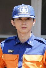 7月スタートの関西テレビ・フジテレビ系ドラマ『HEAT』に出演する吉沢亮(C)関西テレビ
