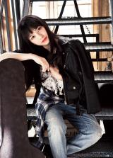 『miwa magazine』(宝島社)の先行公開カット