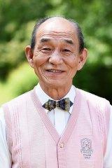 『僕らプレイボーイズ 熟年探偵社』に出演する笹野高史 (C)テレビ東京