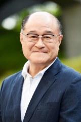『僕らプレイボーイズ 熟年探偵社』に出演する角野卓造 (C)テレビ東京