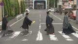 様変わりした日本に何を思うのか(C)NHK