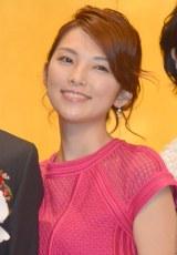 『第33回(2014年度)向田邦子賞贈賞式』に出席した田中麗奈 (C)ORICON NewS inc.