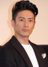 映画『天の茶助』完成披露舞台あいさつに出席した伊勢谷友介(C)ORICON NewS inc.