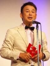 『第52回ギャラクシー賞』でDJパーソナリティ賞を受賞した横山雄二 (C)ORICON NewS inc.