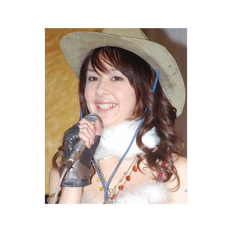 サムネイル 第2子妊娠を発表した乙黒えり (C)ORICON NewS inc.