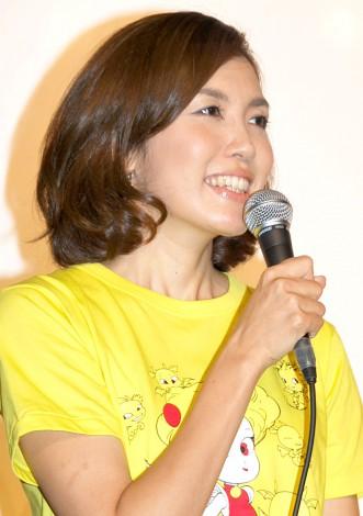 サムネイル 第2子を出産した日テレ・杉上佐智枝アナウンサー (C)ORICON NewS inc.