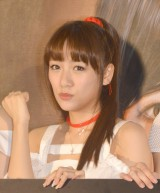 展示&参加融合型イベント『AKB48選抜総選挙ミュージアム』のオープニングセレモニーに出席した高橋みなみ (C)ORICON NewS inc.