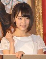 展示&参加融合型イベント『AKB48選抜総選挙ミュージアム』のオープニングセレモニーに出席した宮脇咲良 (C)ORICON NewS inc.