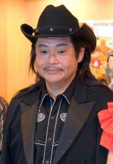舞台『GO WEST』ゲネプロ前の囲み取材に出席した田口浩正 (C)ORICON NewS inc.