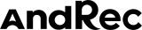 「AndRec」ロゴ