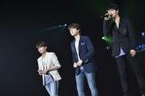SUPER JUNIOR-K.R.Y.(左から)リョウク、キュヒョン、イェソン
