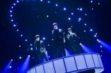 SUPER JUNIOR-K.R.Y.(左から)イェソン、キュヒョン、リョウク