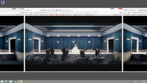 "Google Chromeの""拡張機能""を活用した「Anything」MVより"