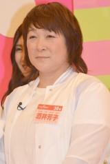 53歳でアイドリング!!!に加入する14号・酒井瞳の実母、酒井芳子 (C)ORICON NewS inc.