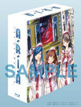 『ARIA The ANIMATION Blu-ray BOX』(12 月24 日発売)に『ARIA The AVVENIRE』の1話を収録
