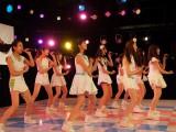 テレビ朝日で毎週金曜深夜に放送されているサバイバルライブバトル『アイドルお宝くじ』6月5日放送回に出場したGEM(C)ORICON NewS inc.