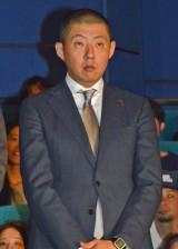 映画『予告犯』初日舞台あいさつに出席した荒川良々 (C)ORICON NewS inc.