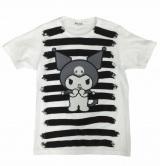 Kuromi(クロミ)半袖Tシャツ 9800円(税別)