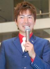 長男誕生をブログで発表したU字工事・福田薫 (C)ORICON NewS inc.