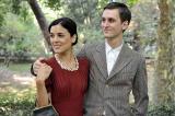 シーラはイグナシオ(右)と婚約していたのだが…(C)ATRESMEDIA
