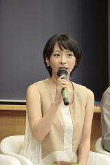 NHK・BSプレミアムのドラマ『ボクの妻と結婚してください。in 立教大学』白熱したトークイベントの模様 (C)NHK