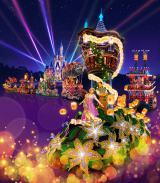 ラプンツェルも登場!「東京ディズニーランド・エレクトリカルパレード・ドリームライツ」が7月9日からリニューアル (c)Disney