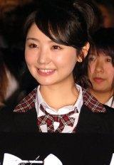 映画『呪怨 −ザ・ファイナル−』女子高生限定試写会に出席したおのののか(C)ORICON NewS inc.