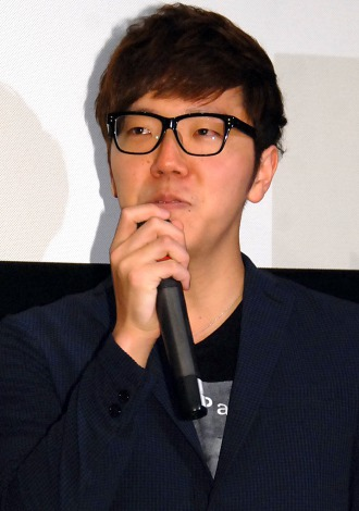 映画『呪怨 -ザ・ファイナル-』女子高生限定試写会に出席したHIKAKIN(C)ORICON NewS inc.