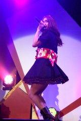インドネシア・ジャカルタで開催された『J Series Festival』に出演したDoll☆Elementsの小泉遥