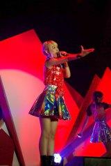 インドネシア・ジャカルタで開催された『J Series Festival』に出演したDoll☆Elementsの小島瑠那
