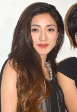 映画『KIRI-「職業・殺し屋。』外伝-』の完成披露舞台あいさつに出席した文音 (C)ORICON NewS inc.