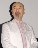 映画『攻殻機動隊 新劇場版』の完成披露上映会に出席した塾一久 (C)ORICON NewS inc.